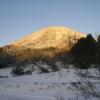 森3組からの冬の飯山