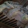 菅国司神社の木鼻